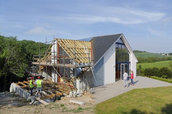 Dom w budowie 2