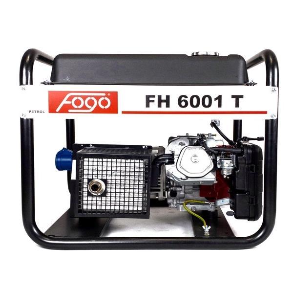 Agregat prądotwórczy Fogo FH 6001 T
