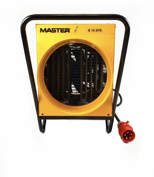 Nagrzewnica Master B18 EPR    1