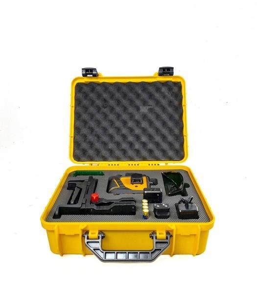 Laser budowlany Nivel System CL3D-G otwarta skrzynka