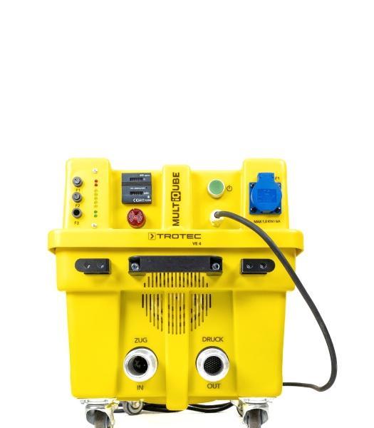 Sprężarka bocznokanałowa VE4 MultiQube
