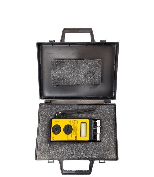 Wilgotnościomierz TANEL WIP-24 w walizce