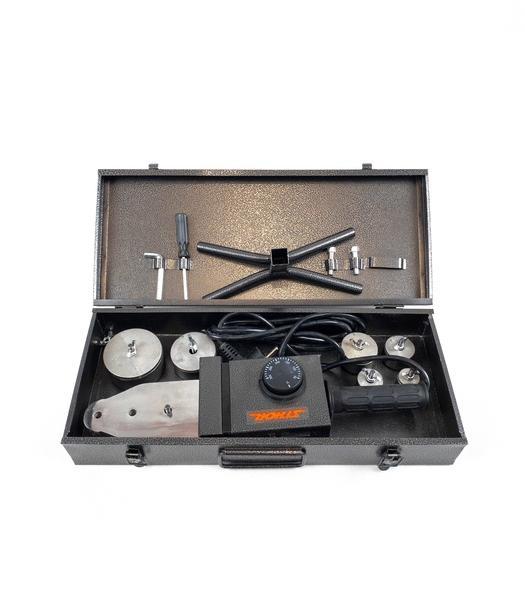 Zgrzewarka PP STHOR78912 akcesoria w walizce